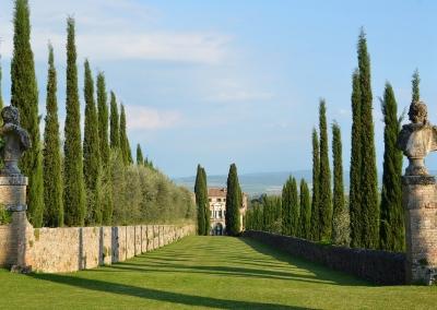 Villa Cetinale Gardens