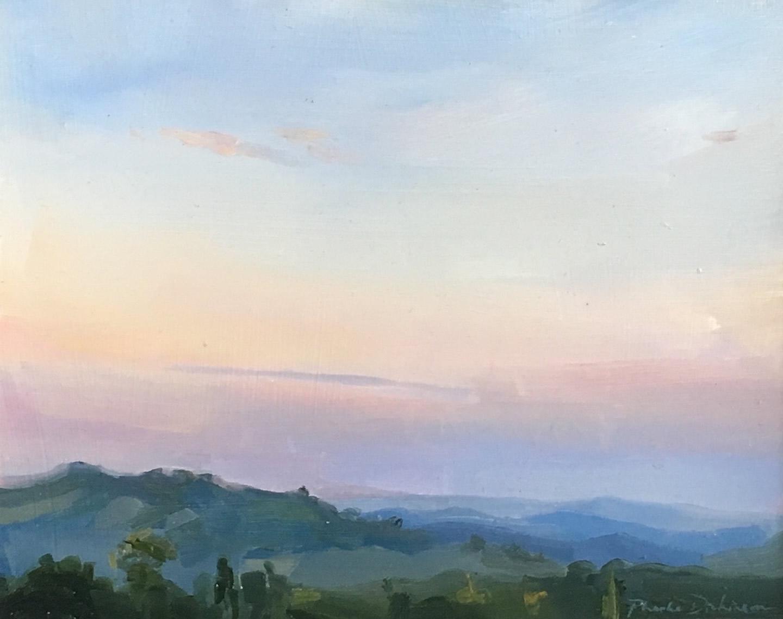 Sunrise over Andalucia
