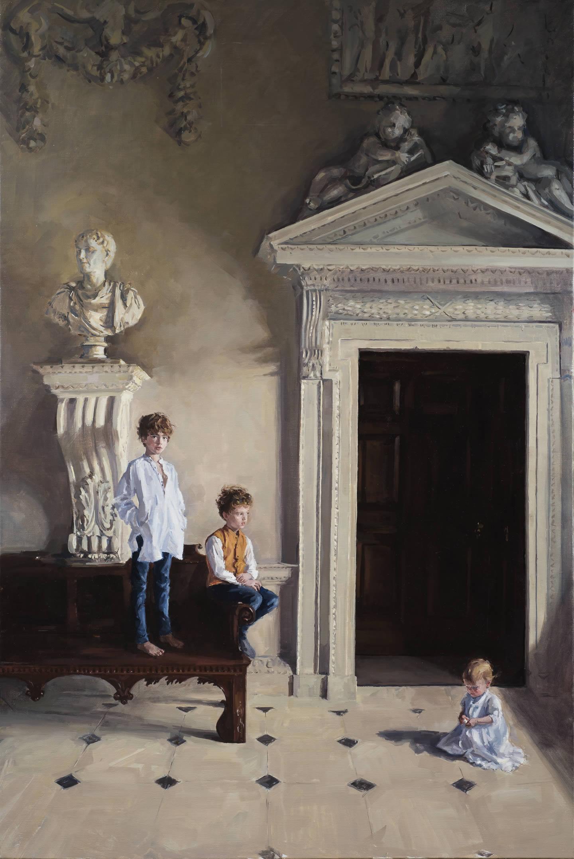 The Cholmondeley Children