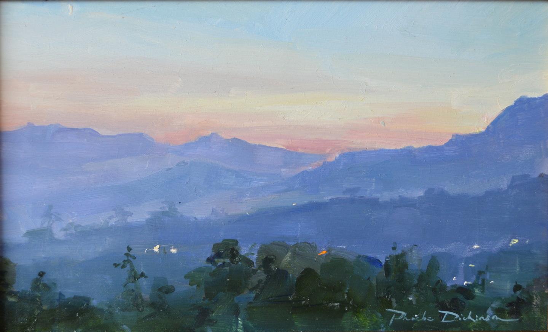 Boschendal dawn