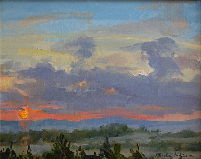 Santa Gertrudis sunrise