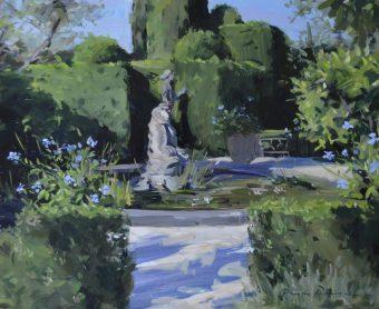 The Fountain at La Casella